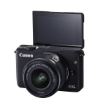 Фотокамера Canon EOS M10 Kit Black