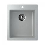 Врезная кухонная мойка EcoStone ES-14 310 серый