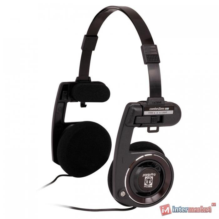 Наушники Koss Porta Pro, black