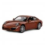 Металлическая машинка RASTAR 1:24 Porsche 911 56200R, Красная