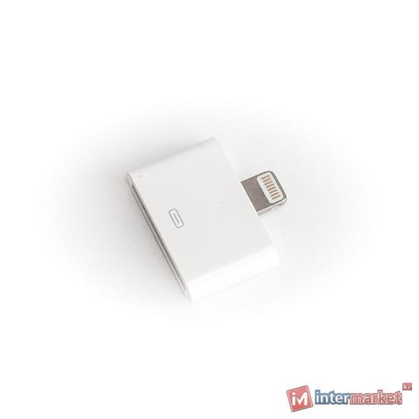 Переходник PowerPlant 30Pin - iPhone 5 8pin