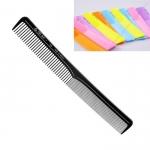 """Расчёска """"ES-116"""", комбинированная для мужских стрижек, нейлон. (цветные)"""