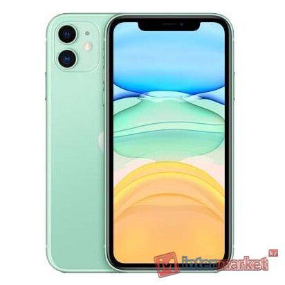 Смартфон Apple iPhone 11 64GB Green (MWLY2)