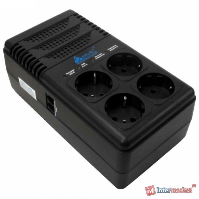 Стабилизатор напряжения однофазный SVC AVR-1008-G