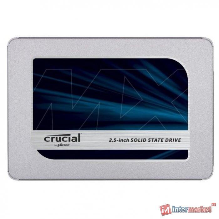 Твердотельный накопитель Crucial CT500MX500SSD1 500 GB