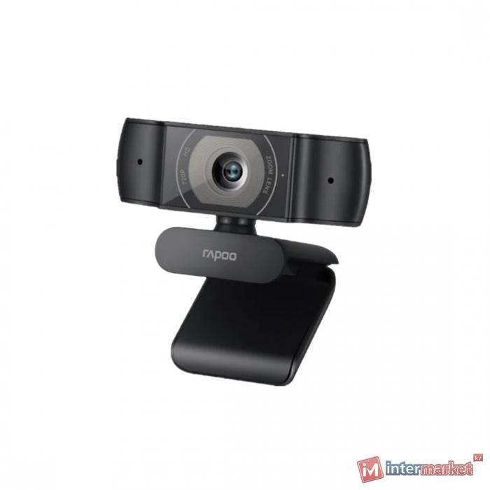Веб-Камера Rapoo C200 черный